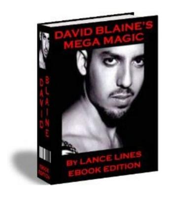 Product picture David Blaines Magic Secrets + MRR